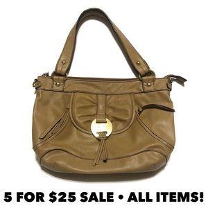 Relic Butterscotch Handbag